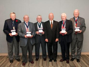 2011 Lifetime Achievement Award Honorees