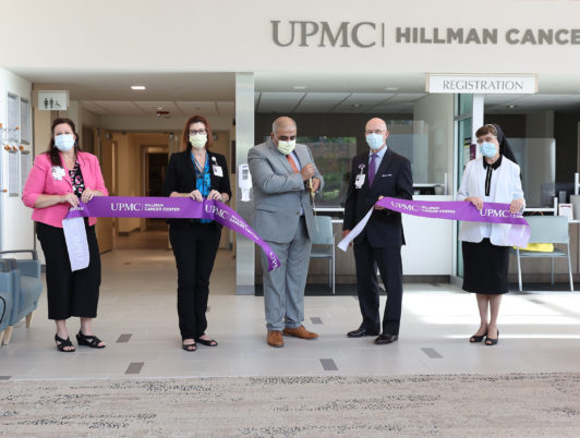 UPMC Celebrates UPMC Hillman Cancer Center Expansion in Williamsport