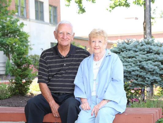 Donor Spotlight: The Stahls